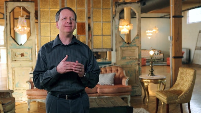 Session 18 - The Messianic Words and Actions of Jesus
