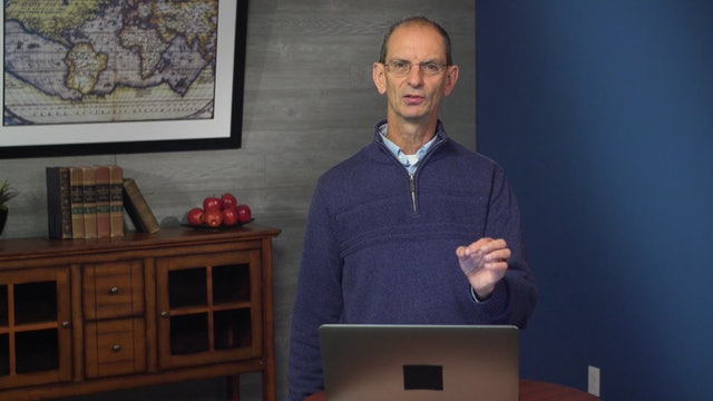 Galatians, A Video Study - Session 1 - Introduction to Galatians Part 1