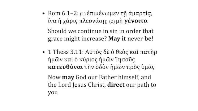 Greek Grammar Beyond the Basics - Ses...