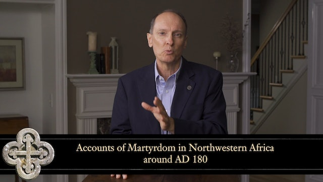 The Global Church - Session 2 - Early Christian Expansion