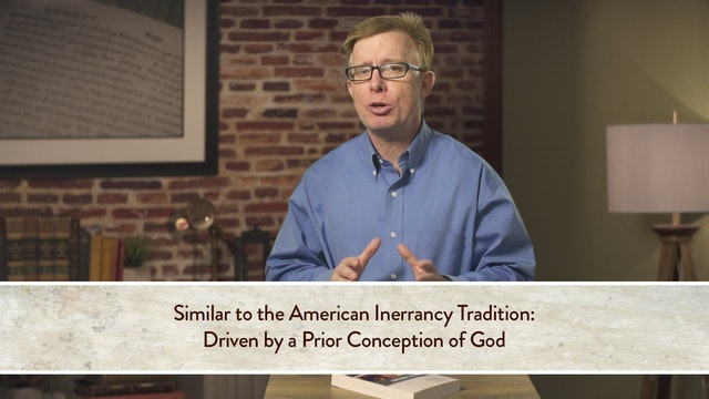 Five Views on Biblical Inerrancy - Session 5.3 - Micheal F. Bird Response