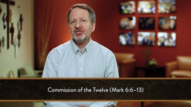 Mark - Session 24 - Mark 6:14-29