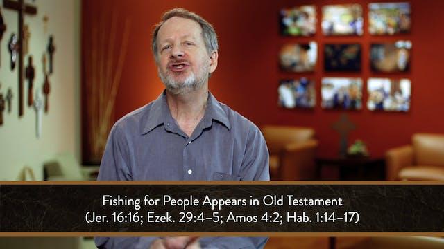 Mark - Session 6 - Mark 1:14-20