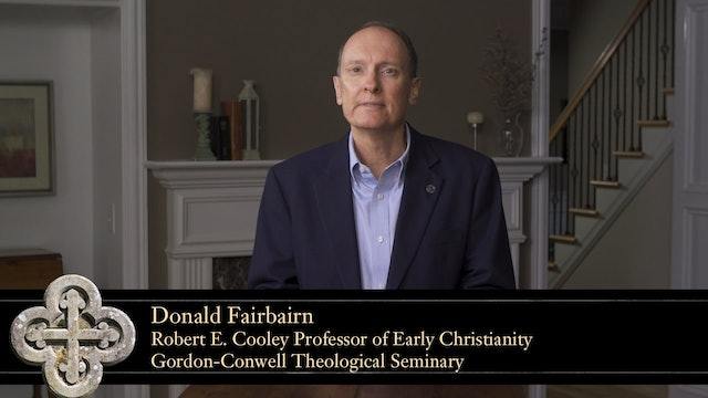 The Global Church - Session 3 - The Church and Its Surrounding Societies
