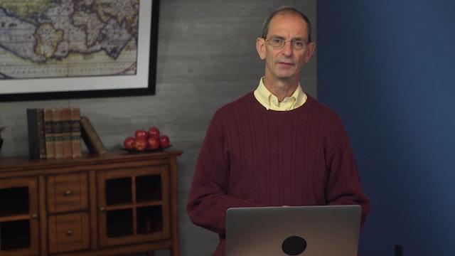 Galatians, A Video Study - Session 17 - Galatians 4:8-11