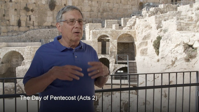 Encountering the Holy Land - Session 11 - Church Expansion and Paul's Journeys
