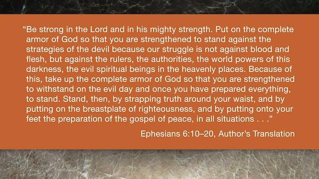 Ephesians (ZECNT) - Session 17 - Ephe...