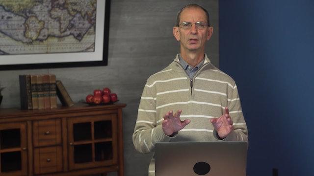 Galatians, A Video Study - Session 14 - Galatians 3:19-25