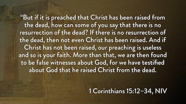 1 Corinthians - Session 31 - 1 Corint...