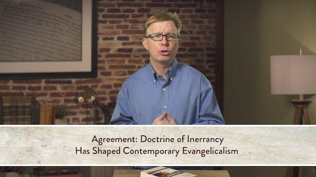 Five Views on Biblical Inerrancy - Session 2.2 - Michael F. Bird Response