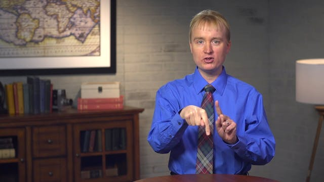 Contemporary Theology - Session 22 - ...