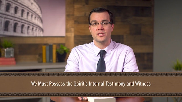 God's Word Alone - Session 8 - Today's Crisis over Biblical Authority: Part 3