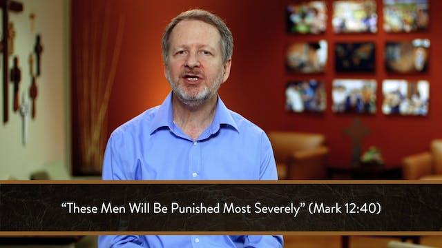 Mark - Session 52 - Mark 12:38-44