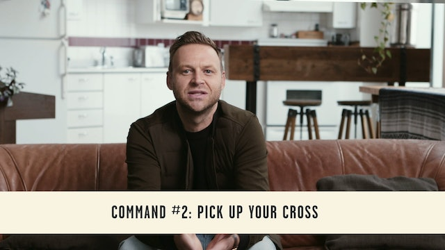 The Problem of Jesus - Session 3B - The Problem of Discipleship