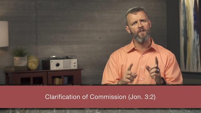 Jonah - Session 2 - Jonah 1:1-4a