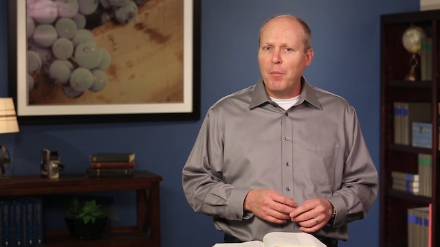 The Torah Story - Session 20 - Macroview of Numbers