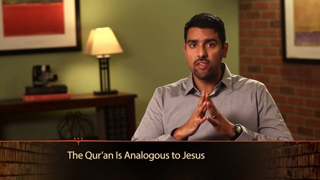 Seeking Allah, Finding Jesus - Session 7 - Holiness of the Quran