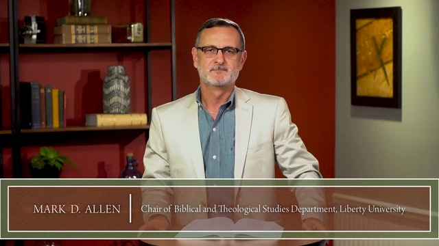 Apologetics at the Cross - Session 1 - An Invitation to Apologetics at the Cross