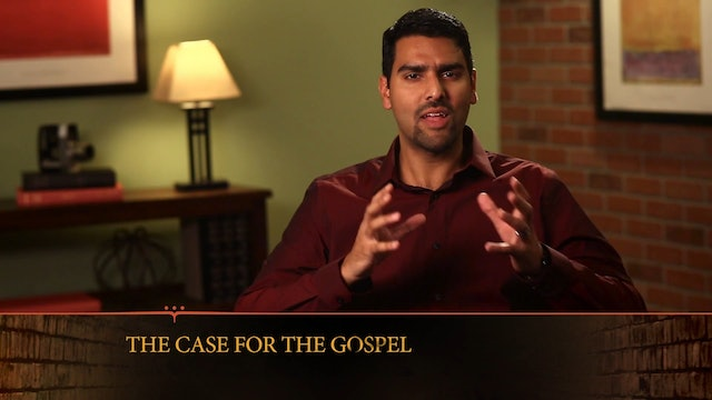 Seeking Allah, Finding Jesus - Session 5 - Case for the Gospel