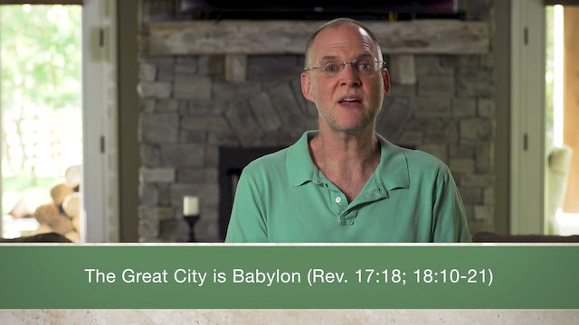Revelation, A Video Study - Session 11 - Revelation 11