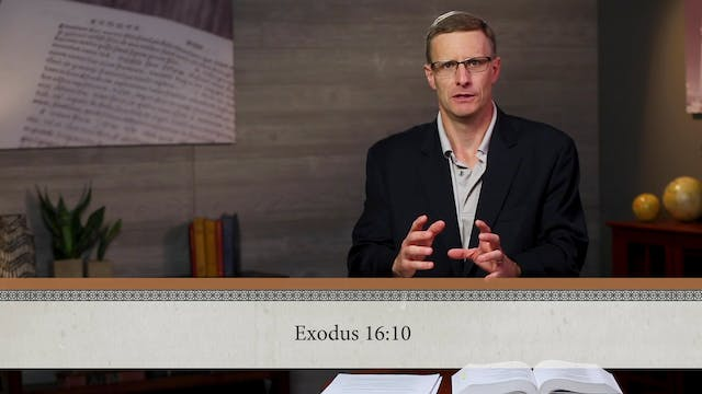 God's Glory Alone - Session 3 - In th...