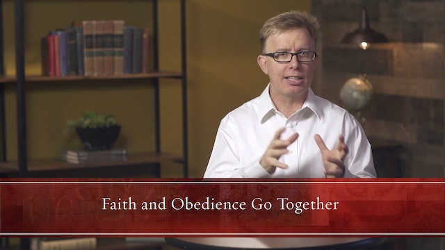 What Christians Ought to Believe - Session 3 - I Believe