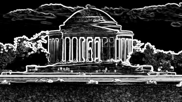 Jefferson Memorial HD (sleep)