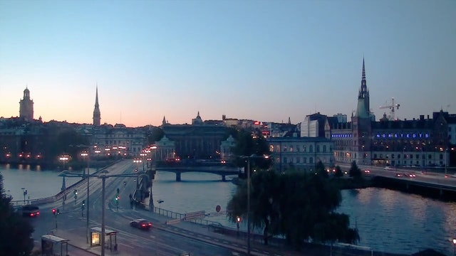 ZoneOutTV - Stockholm Sunrise