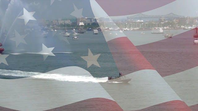 ZoneOutTV - Boston Harbor 4th of July