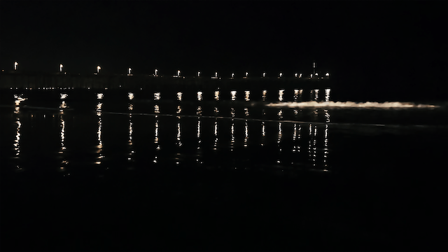 ZoneOut TV - Night Time Pier