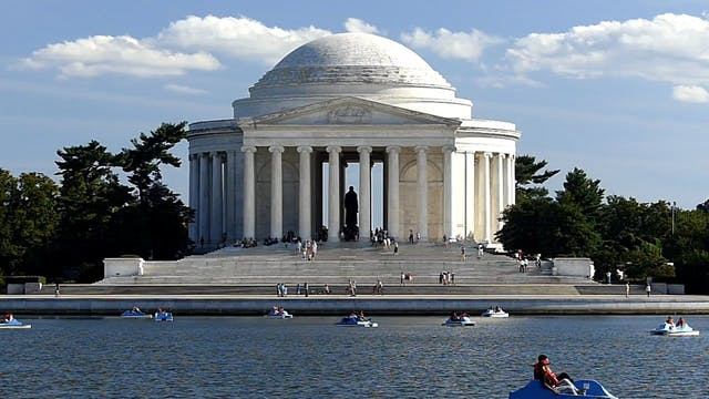 ZoneOutTV - Jefferson Memorial