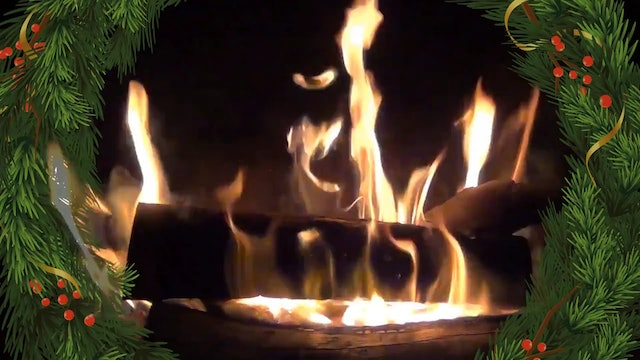 ZoneOutTV - Yule Log