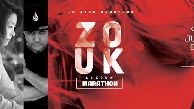 LA Zouk Marathon Online Training
