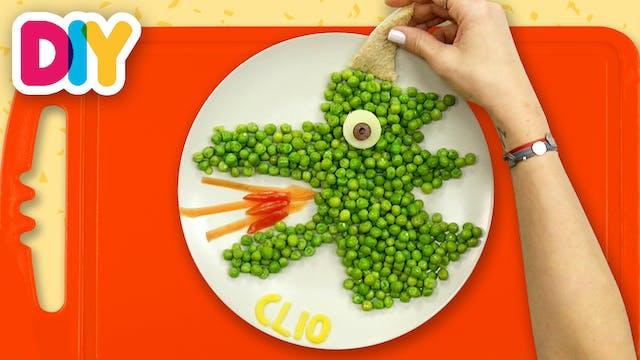 Fairytale Dragon | Green Peas Marinar...