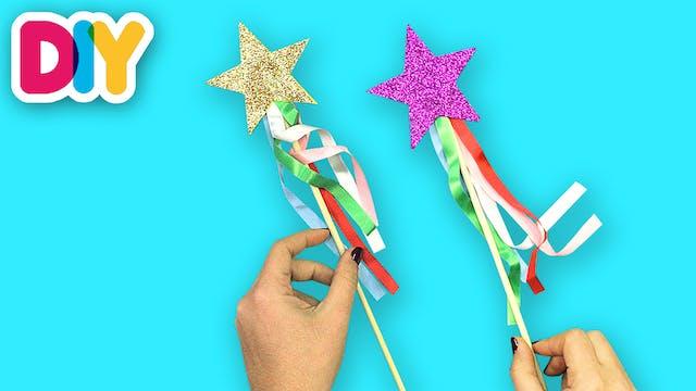 Unicorn Star Wands   Paper Craft