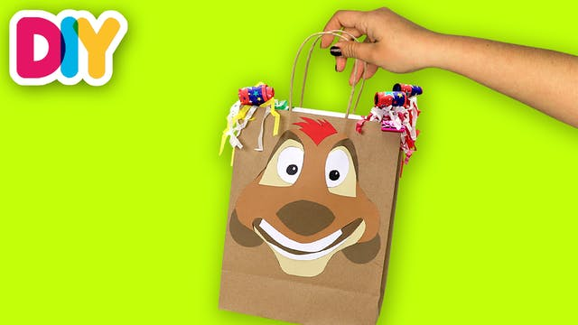 Timon | Party Favor Bag