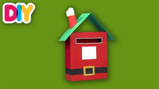 Christmas Mailbox | Paper Box Craft