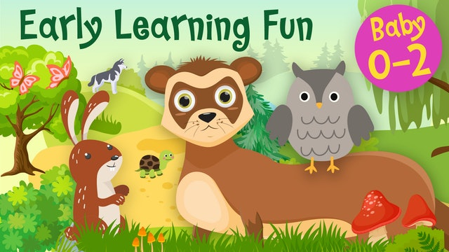 Forest Animals Vol.3 | Early Learning Fun