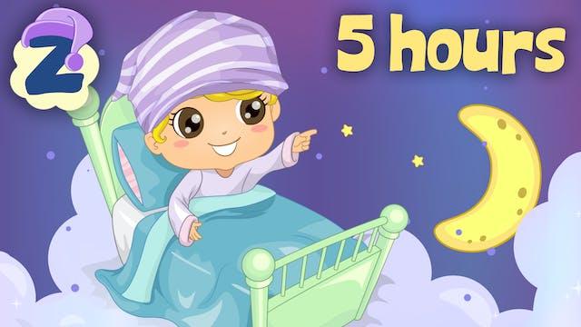 5 Hours | Baby Lullabies & Relaxing M...