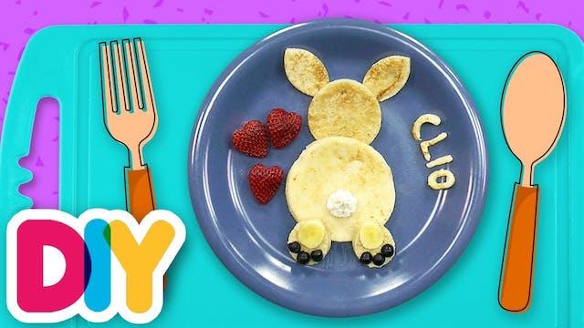 Πασχαλινό Κουνελάκι | Pancakes από Μπ...