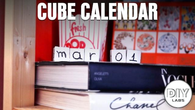 Cube Calendar