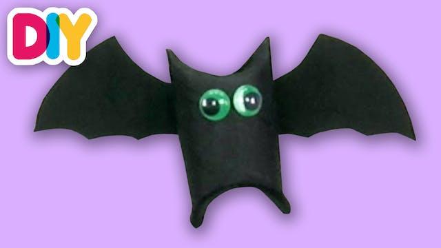 Bats | Paper Roll Craft