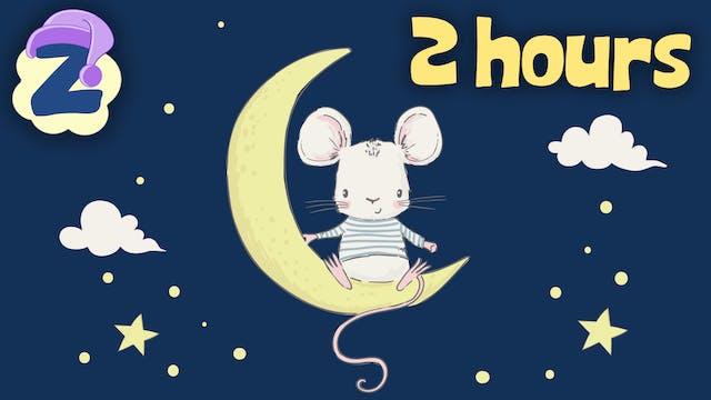 2 Hours | Baby Lullabies & Relaxing M...