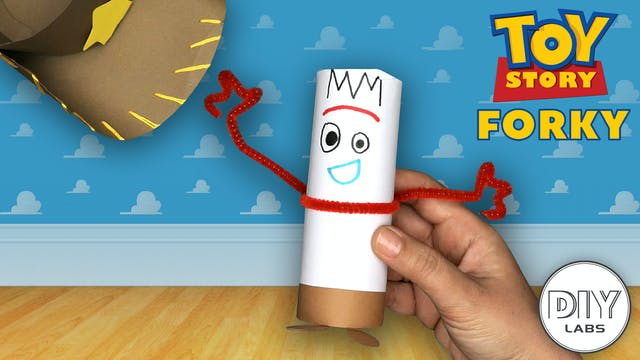 Toy Story Forky