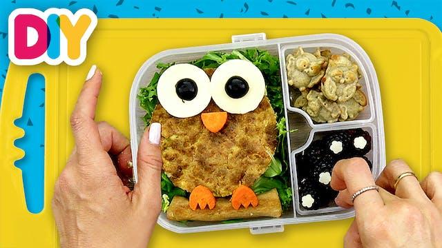 Owl Snack | Bento Box
