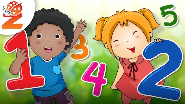 1, 2, 3, 4, 5 | Animated Songs