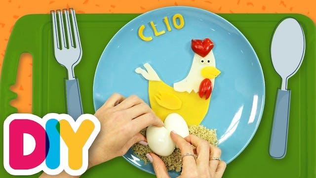 Κοτούλα | Σνακ με Κινόα & Αυγό