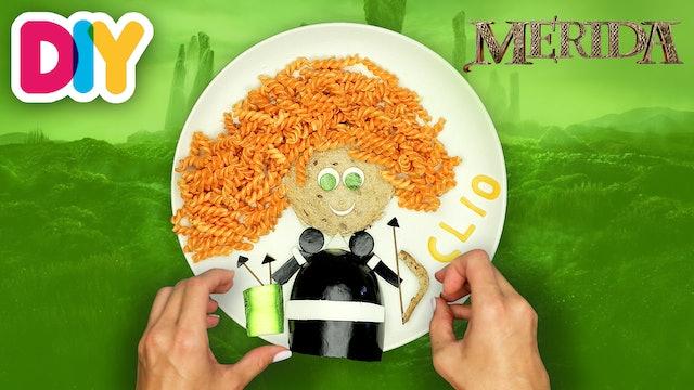 Merida | Red Lentil Pasta Lunch