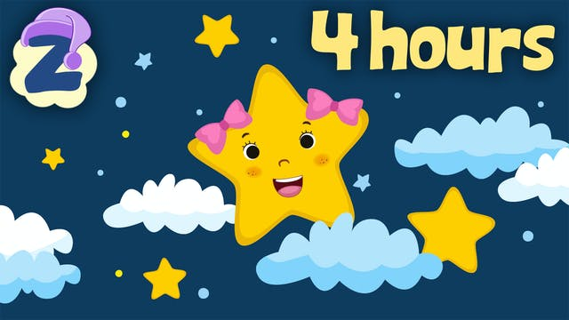 4 Hours | Baby Lullabies & Relaxing M...