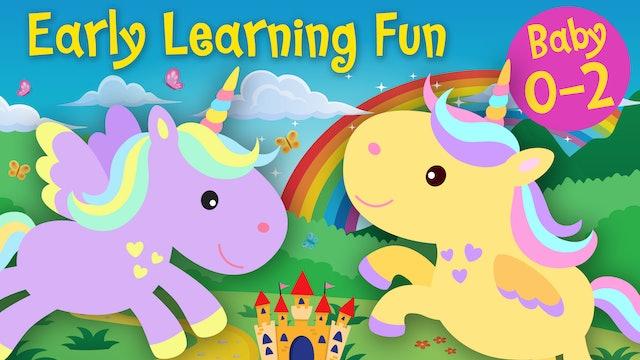 Unicorns | Early Learning Fun